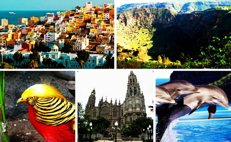 Pildigalerii: Kuhu minna Gran Canarial?